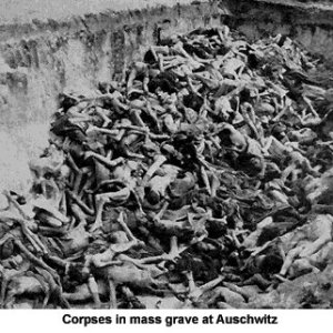 Mass Grave at Auschwitz